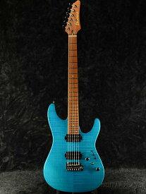 Ibanez MM1 Martin Miller 新品[アイバニーズ][マーチン・ミラー][Blue,ブルー,青][Guitar,ギター]