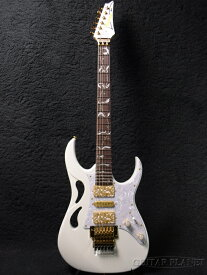 Ibanez PIA3671-SLW Steve Vai New Signature 新品[アイバニーズ][スティーブヴァイ][White,ホワイト,白][Stratocaster,ストラトキャスタータイプ][Electric Guitar,エレキギター]