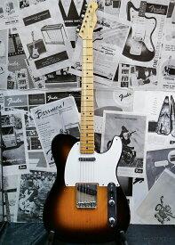 【中古】Fender Custom Shop MBS 1957 Telecaster Closet Classic 1PC Body -Wide Fade 2 Color Sunburst- by Jason Smith 2007年製[フェンダーカスタムショップ][ジェイソンスミス][テレキャスター,TL][サンバースト][Electric Guitar]【used_エレキギター】