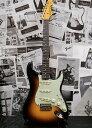 【中古】Fender Custom Shop MBS 1962 Stratocaster Relic -2 Color Sunburst- by John Cruz 2014年製[フェンダーカスタムショップ][ジ…