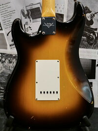 【中古】FenderCustomShopMBS1962StratocasterRelic-2ColorSunburst-byJohnCruz2014年製[フェンダーカスタムショップ][ジョンクルーズ][ストラトキャスター][サンバースト][ElectricGuitar,エレキギター]【used_エレキギター】