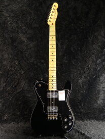 Fender Made in Japan Hybrid Telecaster Deluxe -Black- 新品 《レビューを書いて特典プレゼント!!》[フェンダージャパン][ハイブリッド][ブラック,黒][テレキャスターデラックス][Electric Guitar,エレキギター]