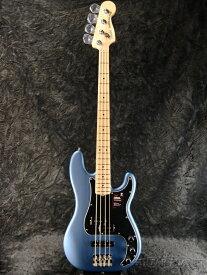 Fender USA American Performer Precision Bass -Satin Lake Placid Blue / Maple- 新品[フェンダーUSA][アメリカンパフォーマー][ブルー,青][プレジションベース][Electric Bass,エレキベース]