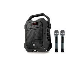 SHIDU K10 新品 ポータブルPA(ワイヤレスマイク,ワイヤレススピーカーセット) [シズ][Wireless Microphone,Wireless Speaker][K-10]