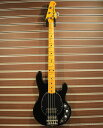 【中古】MUSIC MAN Classic StingRay -Black-【USED】【4.45kg】【used_ベース】