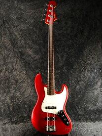 【中古】Provision VJB-BUG #001 -Candy Apple Red-[プロヴィジョン][国産][ジャズベースタイプ,Jazz Bass][キャンディアップルレッド,赤][エレキベース,Electric Bass]【used_ベース】