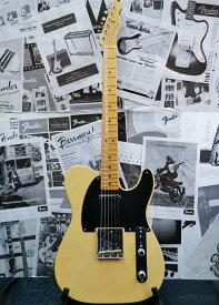 Fender Custom Shop MBS ''DIRECTORS CHOICE'' 1953 Telecaster Journeyman Relic -Nocaster Blonde- by C.W.Fleming 新品[フェンダーカスタムショップ,CS][テレキャスターカスタム][クリスフレミング][Electric Guitar,エレキギター]