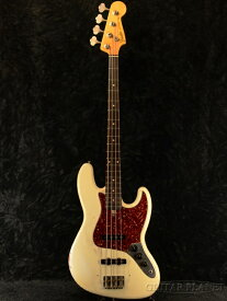 【中古】Fender Custom Shop 1964 Jazz Bass -Olympic White- 2007年製[フェンダーカスタムショップ][オリンピックホワイト,白][ジャズベース][Electric Bass,エレキベース]【used_ベース】