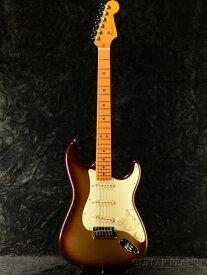 Fender USA American Ultra Stratocaster -Mocha Burst / Maple- 新品[フェンダー][アメリカンウルトラ][Brown,モカバースト,ブラウン,茶][メイプル][ストラトキャスター][Electric Guitar,エレキギター]