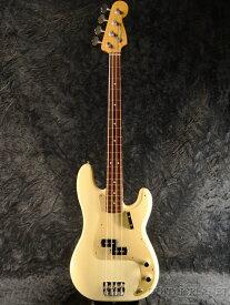【中古】Fender USA American Vintage 62 Precision Bass -Olympic White- 2000年製[フェンダー][アメリカンビンテージ][オリンピックパール,白][プレシジョンベース][Electric Bass,エレキベース]【used_ベース】