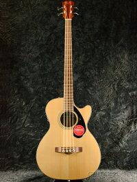 FenderCB-60SCEBass新品ナチュラル[フェンダー][Natural][アコースティックベース,アコベ,AcousticBass]