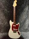 Fender CHAR Mustang -Olympic White- 新品[フェンダージャパン][オリンピックホワイト,白][ムスタング][Electric Guitar,エレキギター]