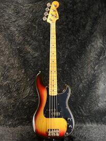 【中古】Fender 1976 Precision Bass -3-Color Sunburst-[フェンダー][3カラーサンバースト,3CS][プレシジョンベース][Electric Bass,エレキベース]【used_ベース】