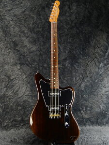 Fender Made in Japan Limited Model Mahogany Offset Telecaster P90 -Black Trans- 新品[フェンダージャパン][マホガニー][ブラックトランス,黒][Jazzmaster,ジャズマスター,オフセットテレキャスター][Electric Guitar,エレ