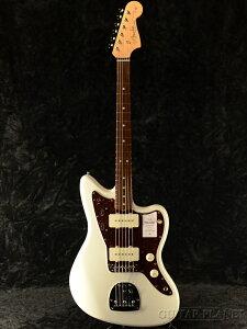 Fender Made In Japan Traditional 60s Jazzmaster -Olympic White- 新品[フェンダージャパン][トラディショナル][オリンピックホワイト,白][ジャズマスター][Electric Guitar,エレキギター]