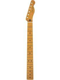 Fender Roasted Maple Telecaster Neck -Narrow Tall Frets / C Shape- 新品[フェンダー][Mexico,メキシコ製][ネック][テレキャスター][ローステッドメイプル][ギターパーツ]