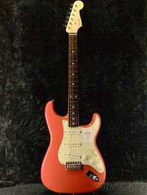 Fender Made In Japan Traditional 60s Stratocaster -Fiesta Red- 新品 [フェンダージャパン][トラディショナル][フィエスタレッド,赤][ストラトキャスター][Electric Guitar,エレキギター]