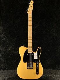 Fender Made In Japan Traditional 50s Telecaster -Butterscotch Blonde- 新品 [フェンダージャパン][トラディショナル][バタースコッチブロンド,黄][テレキャスター][Electric Guitar,エレキギター]
