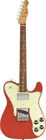 Fender Mexico Vintera '70s Telecaster Custom Pau Ferro Fingerboard Fiesta Red 新品[フェンダー][メキシコ][フェスタレッド,赤][テレキャスターカスタム][Electric Guitar,エレキギター]