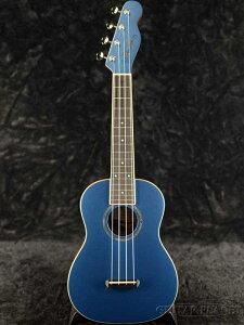Fender Zuma Classic Concert Ukulele -Lake Placid Blue- 新品 コンサートウクレレ[フェンダー][レイクプラシッドブルー,青]