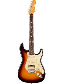 Fender USA American Ultra Stratocaster HSS -Ultraburst / Rosewood- 新品[フェンダー][アメリカンウルトラ][Sunburst,ウルトラバースト,サンバースト][ローズウッド][ストラトキャスター][Electric Guitar,エレキギター]