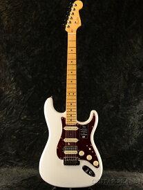 Fender USA American Ultra Stratocaster HSS -Arctic Pearl / Maple- 新品[フェンダー][アメリカンウルトラ][White,アークティックパール,白][メイプル][ストラトキャスター][Electric Guitar,エレキギター]