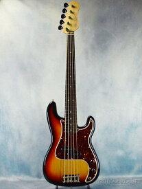 【中古】Alleva-Coppolo KBP5 -Sunburst- 2019年製【4.14kg】[アレバコッポロ][サンバースト][5Strings,5弦][Precision Bass,プレシジョンベース,プレベ][Electric Bass,エレキベース]【used_ベース】