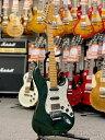 【中古】Hotline Custom ST type -Trans Teal (Ash) / Maple- 1990年代頃[ホットライン][国産,日本製][Guitar]【used_エレキギター】