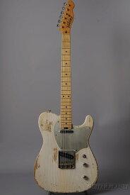 【オールラッカー×レリック仕上げ】Tsubasa Guitar Workshop SUJIE ASH/M WB-Heavy Relic 新品[Fullertone,フラートーン,ツバサ,田中千秋氏][Telecaster,テレキャスター][White,ホワイト,白][Electric Guitar,エレキギター]