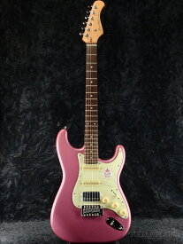 Bacchus Universe Series BST-2-RSM/R -BGM- 新品 バーガンディミスト[バッカス][Stratocaster,ストラトキャスター][Electric Guitar,エレキギター][Rosewood,ローズウッド][Roasted Maple,ローステッドメイプル][Burgundy Mist,Pink,ピンク]