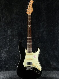 Bacchus Universe Series BST-2-RSM/R -BLK- 新品 ブラック[バッカス][Stratocaster,ストラトキャスター][Electric Guitar,エレキギター][Rosewood,ローズウッド][Roasted Maple,ローステッドメイプル][Black,黒]
