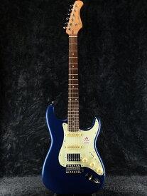Bacchus Universe Series BST-2-RSM/R -DLPB- 新品 ダークレイクプラシッドブルー[バッカス][Stratocaster,ストラトキャスター][Electric Guitar,エレキギター][Rosewood,ローズウッド][Roasted Maple,ローステッドメイプル][Dark Lake Placid Blue,青]