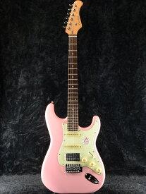 Bacchus Universe Series BST-2-RSM/R -SLPK- 新品 シェルピンク[バッカス][Stratocaster,ストラトキャスター][Electric Guitar,エレキギター][Rosewood,ローズウッド][Roasted Maple,ローステッドメイプル][Shell Pink]