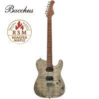 BacchusGlobalSeriesTACTICS24-FM/RSM-ST-CHG-新品[バッカス][Telecaster,テレキャスター][Guitar,ギター]