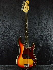 【中古】Fender 1969 Precision Bass -3Color Sunburst- 1969年製 [フェンダー][サンバースト][ヴィンテージ,ビンテージ][プレジションベース,PB][Electric Bass]【used_エレキベース】