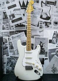 Fender Custom Shop ~2020 NAMM Show Display #32~ 1970 Stratocaster Journeyman Relic -Aged Olympic White- 新品[フェンダーカスタムショップ][ストラトキャスター][ホワイト,白][Electric Guitar,エレキギター]