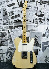 【中古】Fender Custom Shop MBS 1955 Telecaster Relic -Honey Blonde- by Todd Krause 2015年製[フェンダーカスタムショップ][トッド・クラウス][テレキャスター][Electric Guitar]【used_エレキギター】