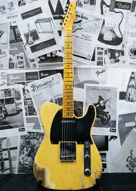 Fender Custom Shop ~2020 Custom Collection~ LIMITED EDITION 70th Anniversary 1950 Broadcaster Heavy Relic -Aged Nocaster Blonde- 新品[フェンダーカスタムショップ][Telecaster,ブロードキャスター,テレキャスター][Electric Guitar,エレキギター]