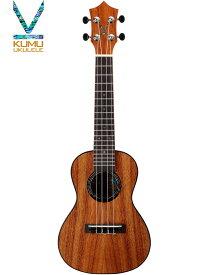 KUMU UKULELE Tuxedo series CM-54A 新品 コンサートウクレレ[クムウクレレ][Concert Ukulele]
