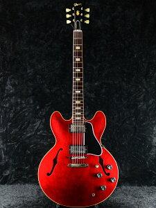 Gibson Custom Shop 1964 ES-335 Reissue -Sixties Cherry- #110429【3.61kg】 新品[ギブソン][カスタムショップ][赤,チェリー][セミアコ][Electric Guitar,エレキギター]