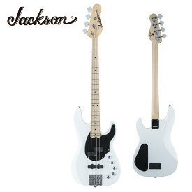 Jackson X Series Signature David Ellefson Concert Bass CBXM IV -Snow White- 新品[ジャクソン][MEGADETH,メガデス,デイブエレフソン][ホワイト,白][Electric Bass,エレキベース]