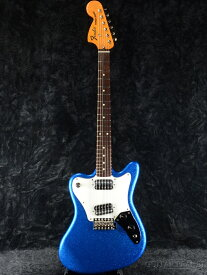 Fender Made in Japan Limited Super-Sonic -Blue Sparkle-[フェンダージャパン][スーパーソニック][ブルースパークル,青][Electric Guitar,エレキギター]
