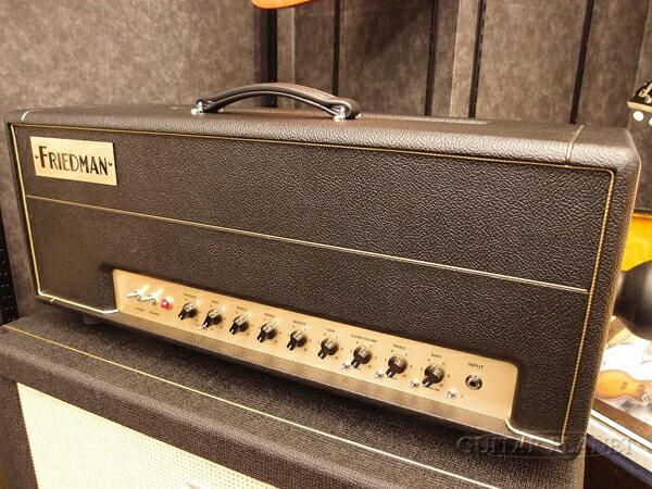 【即納可能!!】【100W】Friedman BE-100 Brown Eye Head ''Full Option'' 新品 ギターアンプヘッド[フリードマン][ブラウンアイ][ブラック,黒][Guitar Amplifier,Head]