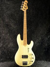 【中古】ATELIER Z MACCINO 4 -YWH-[アトリエ][国産][ジャズベースタイプ,Jazz Bass,JB][Yellow White,イエローホワイト,黄,白][エレキベース,Electric Bass]【used_ベース】