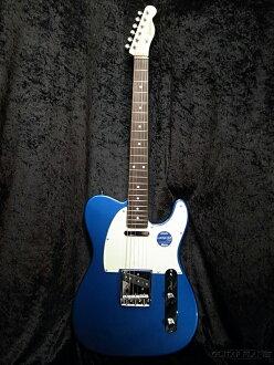 Bacchus BTL-62MJ DLPB-Lacqe brand new [Bacchus], [BTL] [elecaster, TL, and Telecaster type, Blue Dolphin, blue Electric Guitar, electric guitar