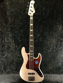 Bacchus WOODLINE 417 BGP -WBDP- 新品[バッカス][国産][White,ホワイト,白][Jazz Bass,ジャズベース][Electric Bass,エレキベース]