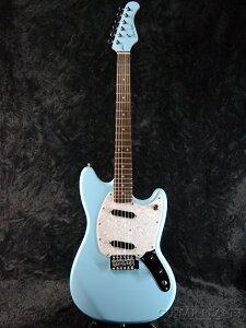 Bacchus Universe Series BMS-1R SOB 新品 ソニックブルー[バッカス][ユニバースシリーズ][BMS1R][Mustang,ムスタングタイプ][Sonic Blue,青,水色][Electric Guitar,エレキギター]