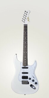 Bacchus Global Series GS-001 SWH新货雪白[巴克斯][全球化的系列][GS001][White,白][Stratocaster,sutoratokyasutataipu][Electric Guitar,电子吉他]