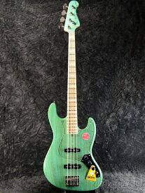 【当店オーダーモデル】Bacchus WL4DX-ASH/M -SIG-BLU/OIL-MH- 新品[バッカス][Craft Series,クラフトシリーズ][国産][Green,グリーン,緑Blue,ブルー,青][Jazz Bass,ジャズベースタイプ][Electric Bass,エレキベース][WL4DX-ASH/GP]