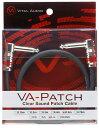 Vital Audio VA-Patch-0.15m L/L 新品 パッチケーブル[バイタルオーディオ][15cm,LL][VA-Patch][ギター,ベース]...